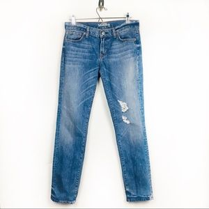 Fossil Skinny Distressed Jeans Size 29